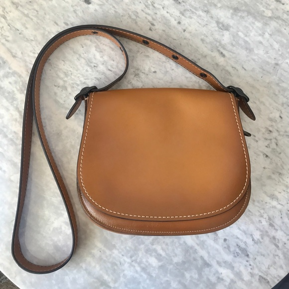 ed8ce63a72f0 Coach Handbags - Coach 1941 Saddle Bag 23 in Butterscotch